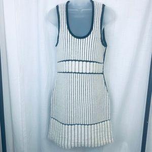 Elizabeth and James Woven Knit Dress!